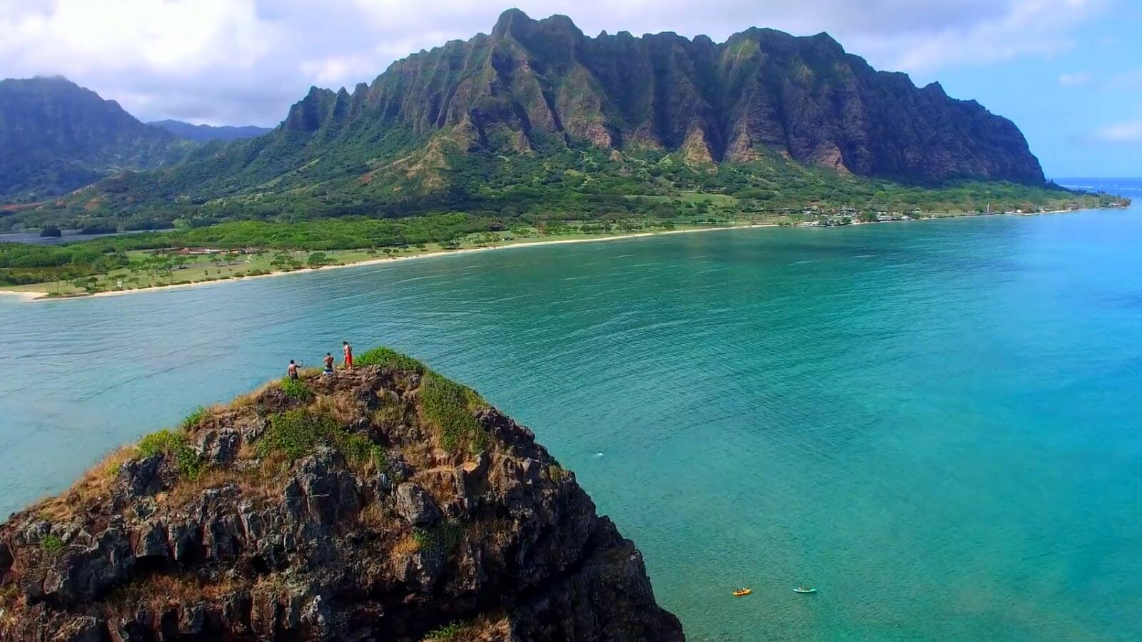 Best of Oahu By Drone - DroneHiss.com