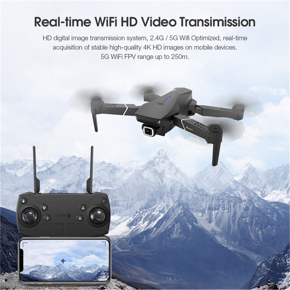 Best Seller Eachine Drone With Wide Angle HD Camera